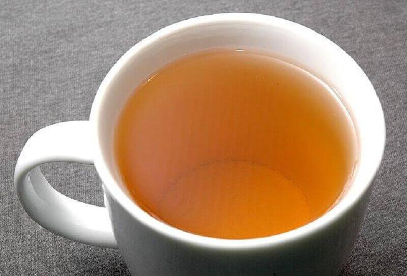 Te på strätta