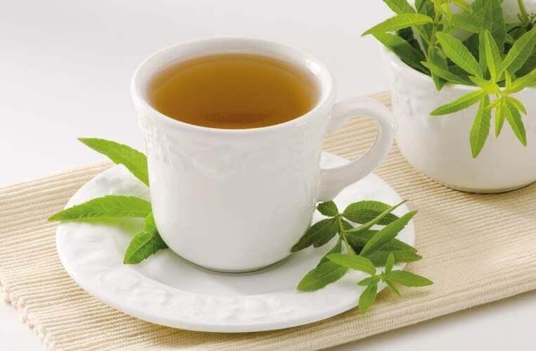 Te på verbena