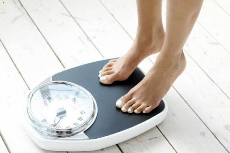 Kanariefrön hjälper dig med vikten