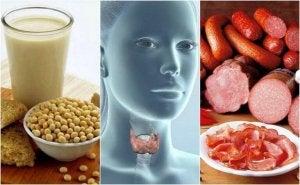 livsmedel att undvika vid hypotyreos