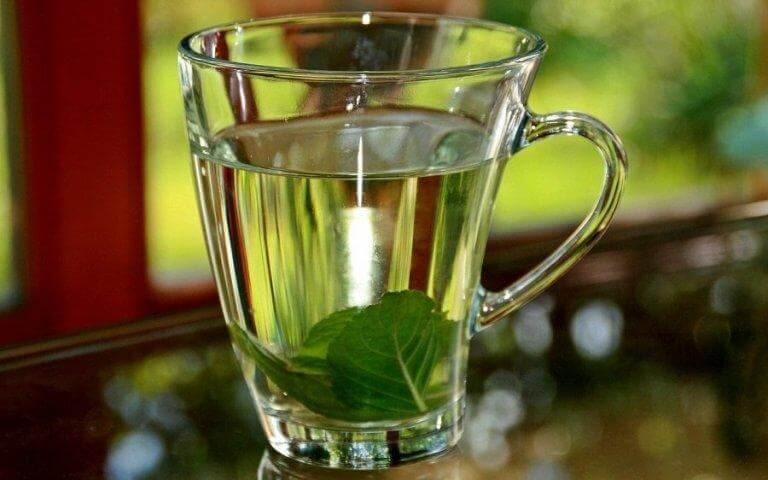 Börja dricka örttéer som naturligt rensar artärerna