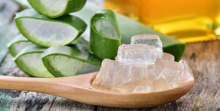 Bekämpa svampinfektioner med aloe vera