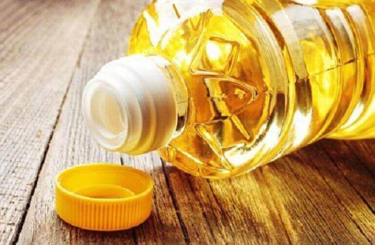 Undvik vissa vegetabiliska oljor