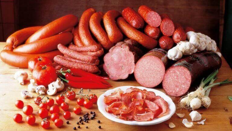Processat kött kan orsaka hypotyreos