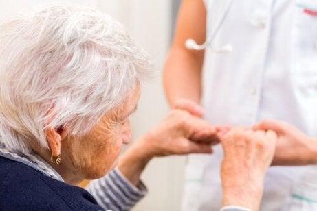 Alzheimers har olika skeden