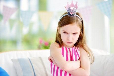 Arg prinsessa
