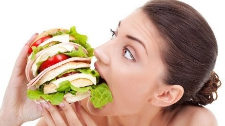 Ät på regelbundna tider