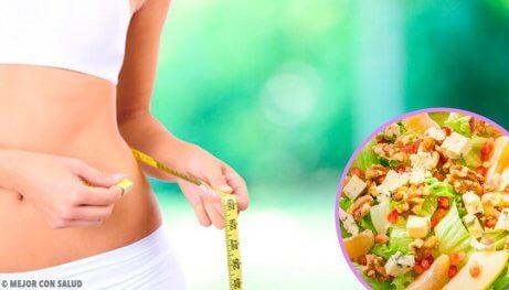 Tre enkla vanor för att tappa vikt utan att gå hungrig