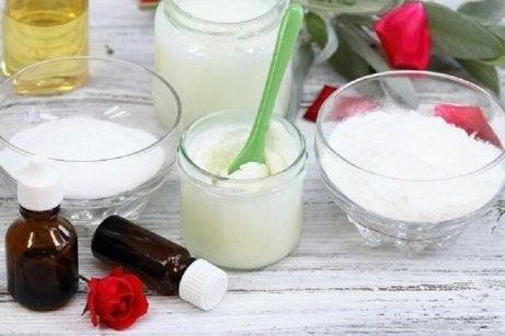 Bikarbonat med mjölk