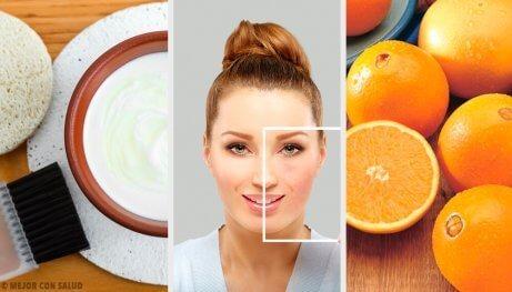 Naturliga sätt att bli av med imperfektioner på huden