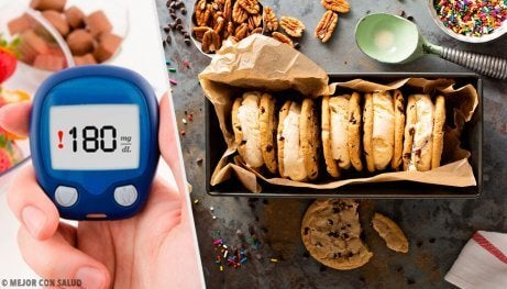 Fyra goda och enkla desserter för diabetiker