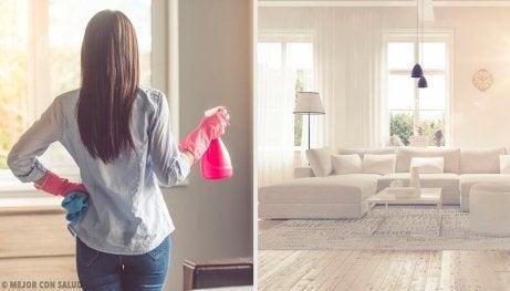 Få hemmet att dofta fräscht – 6 effektiva tips