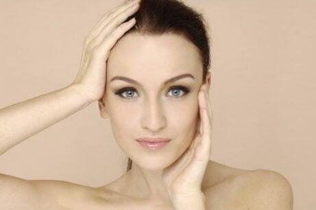 Hälsosamma vanor för huden
