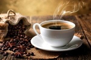 Kaffe förbättrar matsmältningen