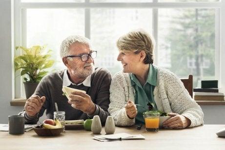 5 förändringar du borde göra i din kost när du fyller 40