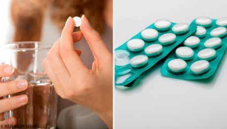 Den fantastiska kraften hos aspirin