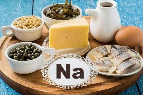 Minska natriumkonsumtionen