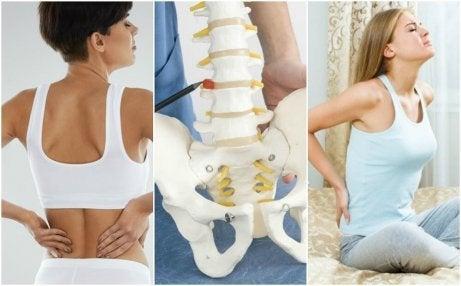 8 medicinska orsaker till ryggsmärta
