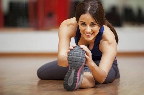 Regelbunden-fysisk-träning