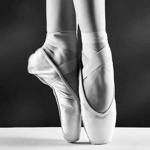 Undvik att dansa balett