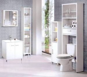 Väldoftande badrum