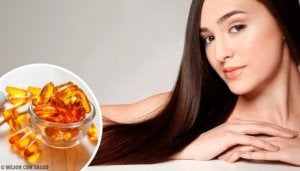 Viktiga vitaminer för hårtillväxt