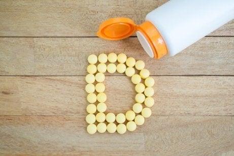 Vitamin-D-tillskott