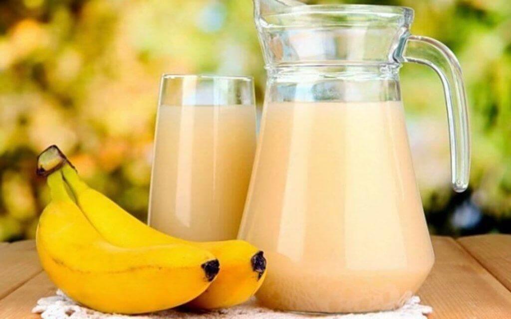 Minska dina magsårsbesvär med en potatis- och banansmoothie
