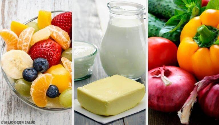 7 vanliga matkombinationer att undvika