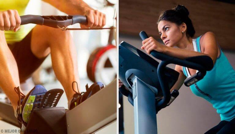 Bästa träningsmaskinerna som bränner kalorier