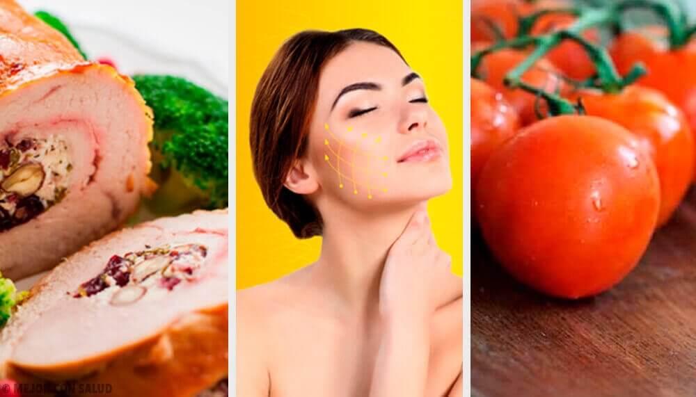 4 livsmedel som gynnar kollagenproduktionen
