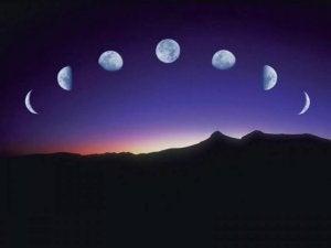 Lär dig hur månen påverkar oss