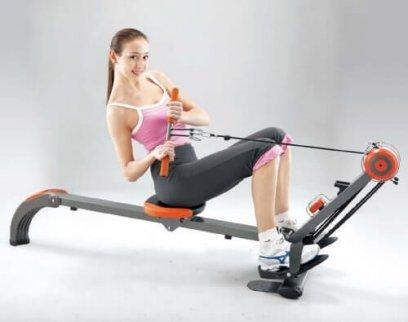 Roddmaskinen är en av de bästa träningsmaskinerna som bränner kalorier
