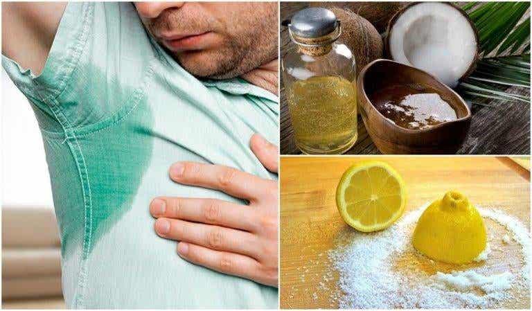 Behandla överdriven svettning med 5 naturliga kurer