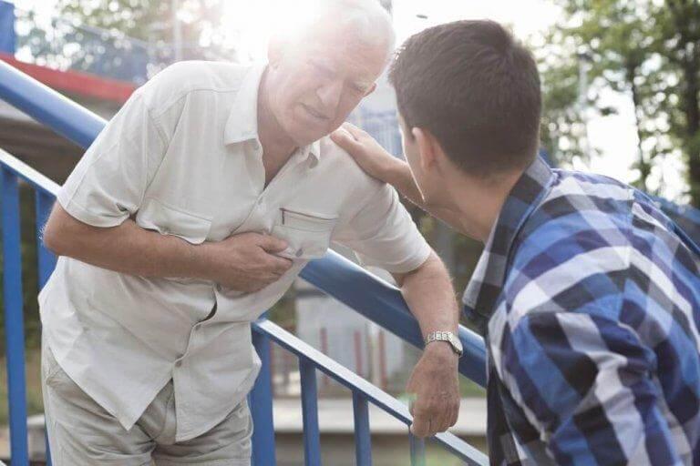 Första hjälpen: hur man hanterar en hjärtkris