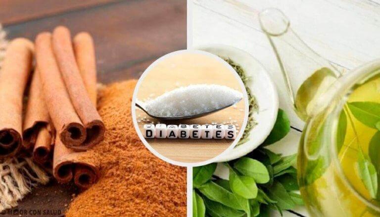 7 medicinska, naturliga infusioner mot diabetes