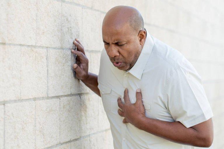 Det finns ofta en större tidsmarginal vid hjärtattack