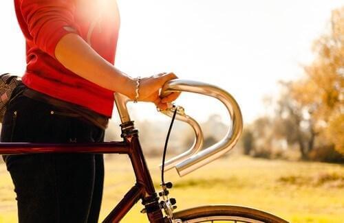 Fysisk aktivitet ökar lyckan