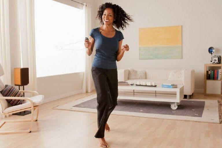 Dans är kanske den roligaste övningen som ökar ämnesomsättningen