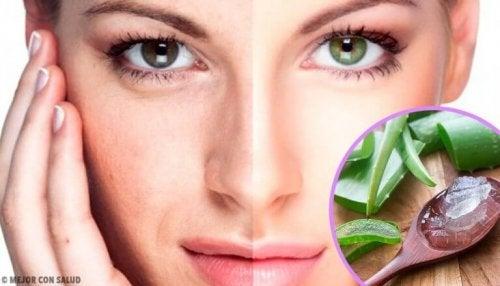 4 enkla ansiktsmasker för att behandla rynkor
