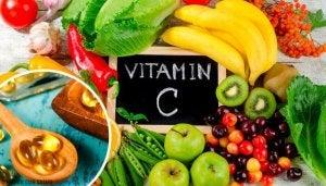 Ät mat med C-vitamin för att