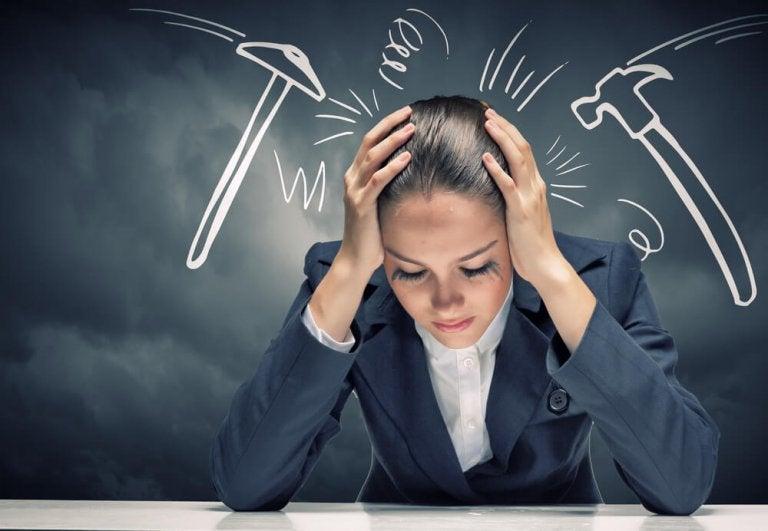 Emotionell utmattning: hur man återfår energin