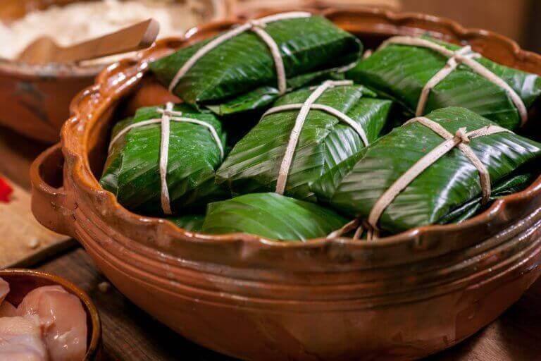 Recept på hemgjorda tamales: utsökt och enkelt!