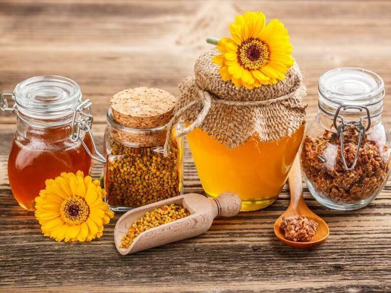 Honung och propolis