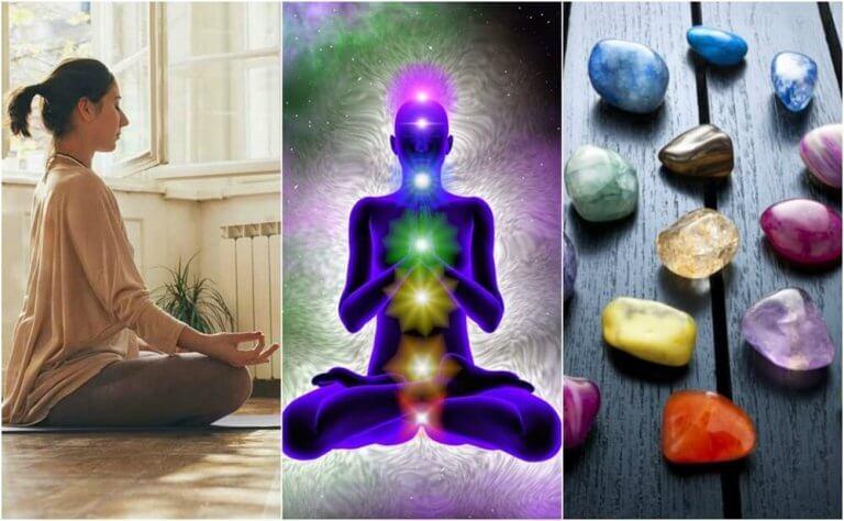 Vad är chakran och vad är de till för?