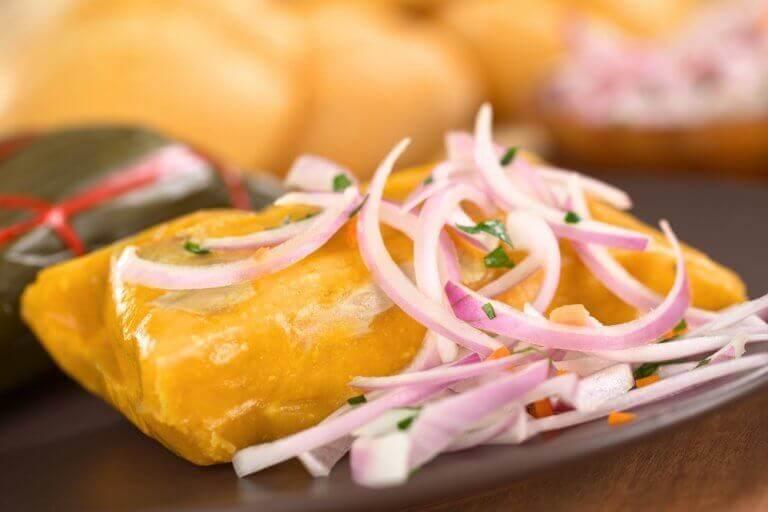 Utsökta tamales
