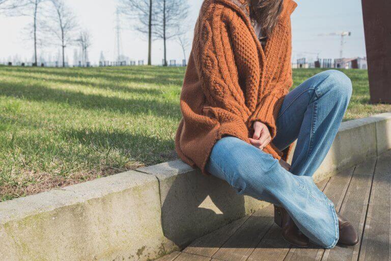 Utsvängda jeans gör triumferande comeback!