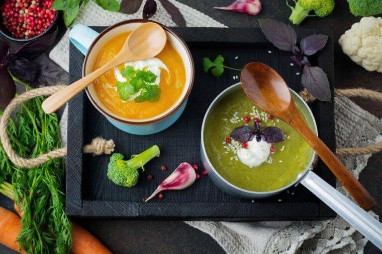 Tredagars detox med soppa