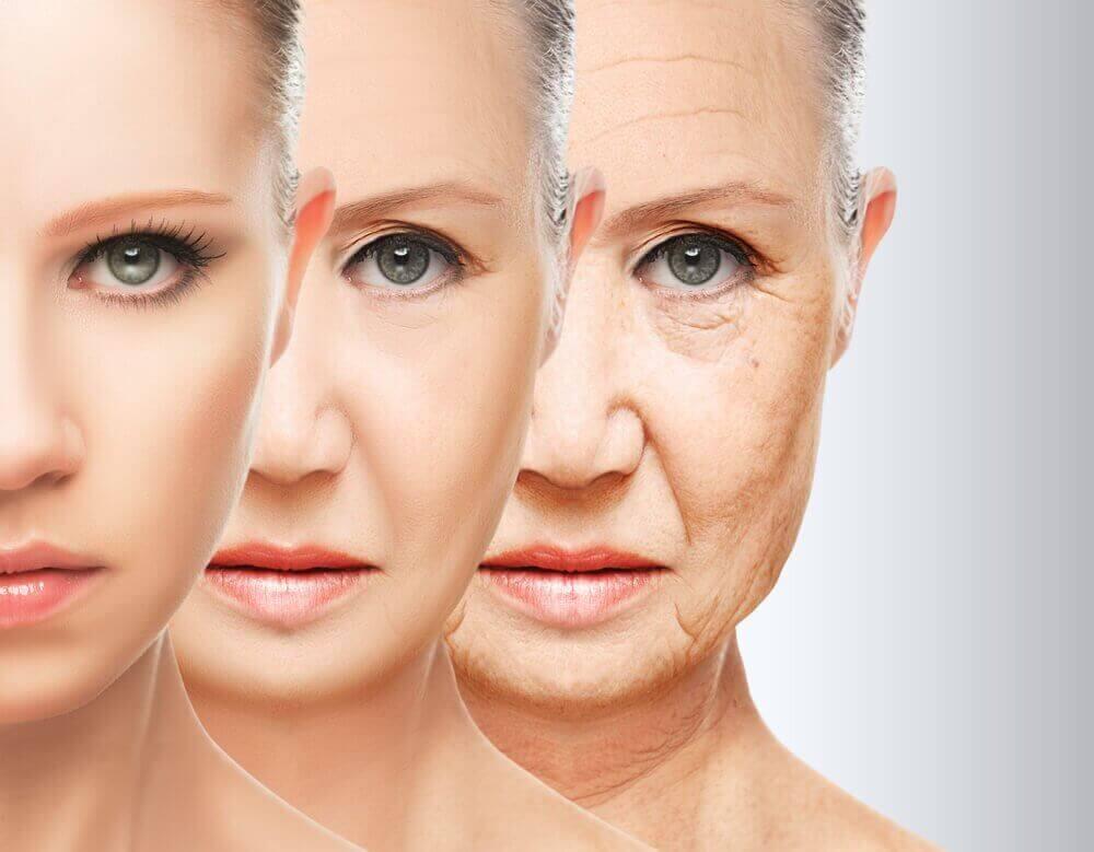 Förhindrar tidigt åldrande