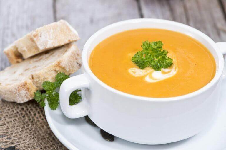Krämiga grönsakssoppor - vilken är bäst?